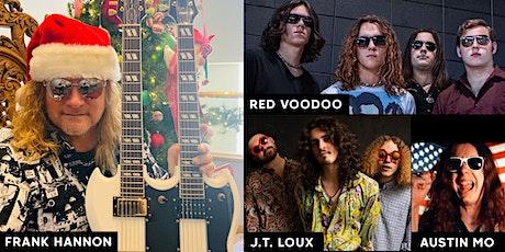 ROCK 'N' ROLL CHRISTMAS! - FRANK HANNON, RED VOODOO, J.T. LOUX  & AUSTIN MO tickets