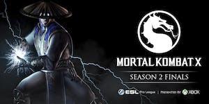 MKX | Season 2 Finals