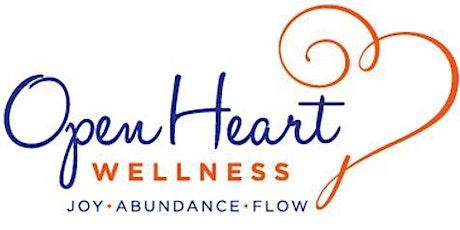 Body, Mind, Spirit Education Class - Wellness - Energy tickets
