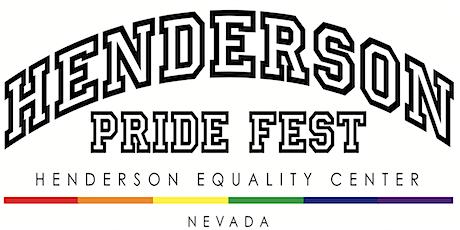 Henderson Pride Fest VIP Ticket tickets