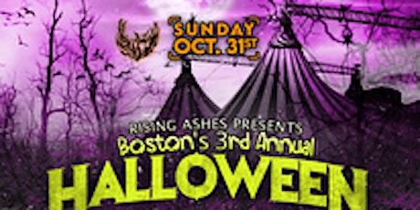 3rd Annual Boston Halloween Town tickets