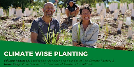 Climate Wise Planting tickets