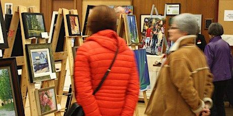 The Group Art Society of Calgary Fall Show and Sale tickets