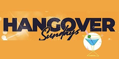 HANGOVER SUNDAYS tickets