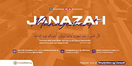 Janazah Management Course (December 2021) @ Still Road (2-Days) tickets
