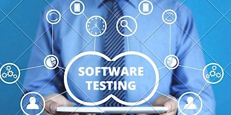 Weekends QA Software Testing Training Course for Beginners Paris billets