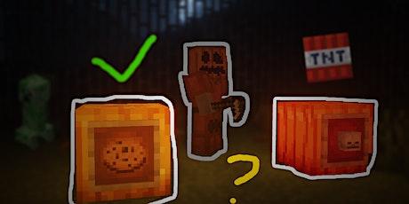 Free event: Minecraft Modding - Virtual Halloween tickets