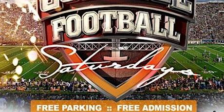 656 College Football Saturdays tickets