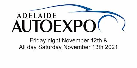 Adelaide Auto Expo tickets