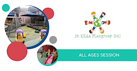 St Kilda Playgroup - All ages session tickets