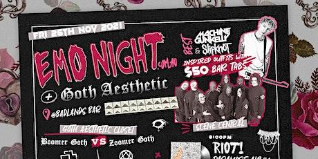EMO NIGHT + GOTH AESTHETIC PERTH tickets