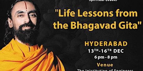 Swamiji in Hyderabad! tickets