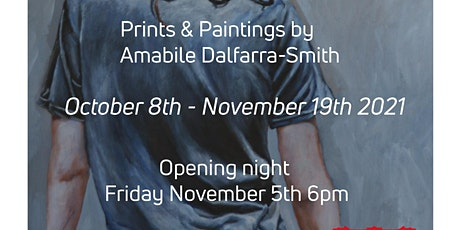 Opening Reception: Myths & Realities by Amabile Dalfarra-Smith tickets