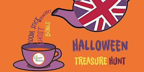 Halloween Treasure Hunt: Frightening Friday biglietti
