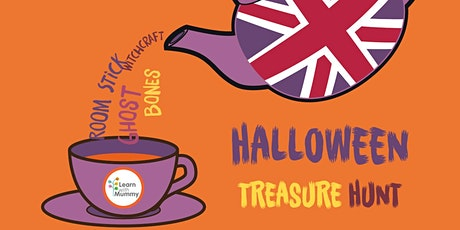 Halloween Treasure Hunt: Spooky Saturday biglietti
