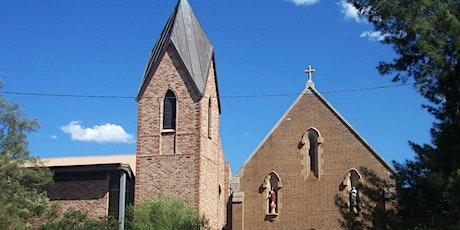 6.00pm Saturday Vigil Mass tickets