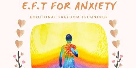 E.F.T for Anxiety tickets