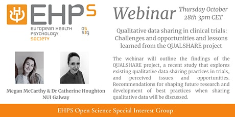 Qualitative data sharing in clinical trials: the QUALSHARE project tickets