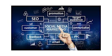 Master Social Media in 4 weekends training course in Birmingham tickets