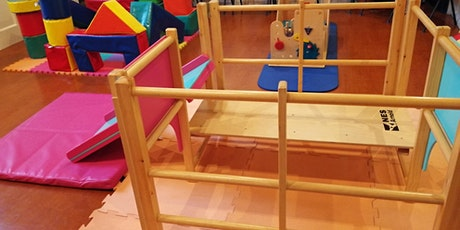 Under 4 Children`s Stay and Play - 2 hour session tickets