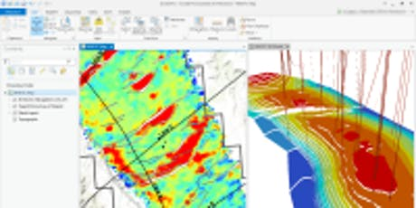 ArcGIS Pro Essentials for Petroleum - London tickets