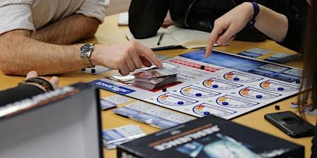 Des Serious Games pour la réflexion, la coopération et l'apprentissage billets