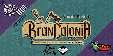 """I Molti Feudi di Brancalonia - ep04 """"un cinghiale di nome Baldo"""" biglietti"""