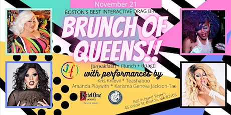 I LOVE THE 90S - BRUNCH OF QUEENS tickets
