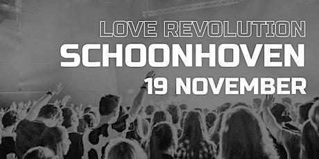 Love Revolution Tour 2021 - Schoonhoven tickets