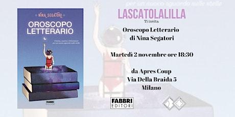 Oroscopo Letterario biglietti