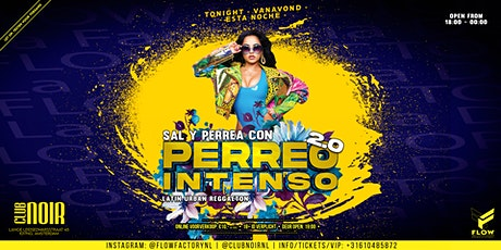 Flow Factory X Perreo Intenso 2.0 tickets