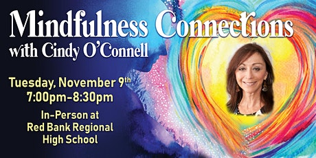 Mindfulness Connections with Cindy O'Connell tickets