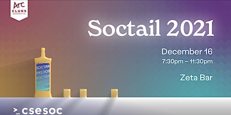 Soctail 2021 tickets