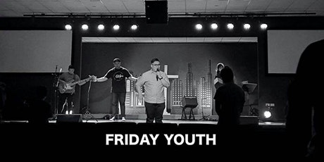 WYRE Youth Friday Night  29 October 2021 tickets