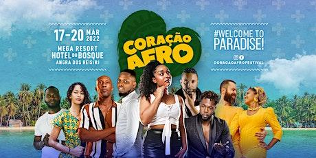 Coração Afro Festival ingressos