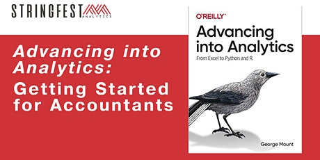 Advancing into Analytics: Getting Started for Accountants tickets