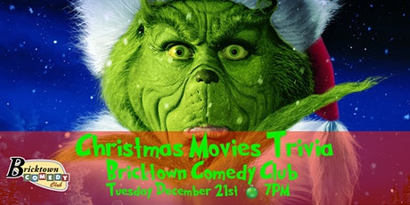 Christmas Movies at Bricktown Comedy Club tickets