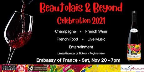 Beaujolais and Beyond Celebration 2021 tickets