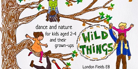 Wild Things - Autumn Term 2, individual sessions tickets