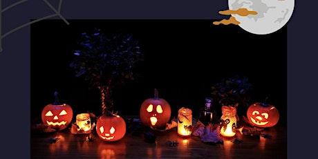 Halloween holiday activities tickets