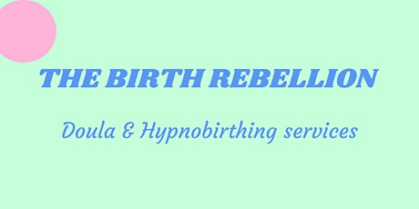 Copy of Hypnobirthing // Birth preparation taster session tickets