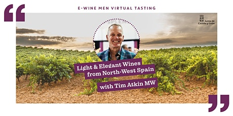 Light & Elegant Wines from North-West Spain with Tim Atkin MW tickets
