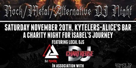 The Metal Cauldron Rock+Metal Club tickets