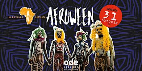 Afroween party a Bari biglietti
