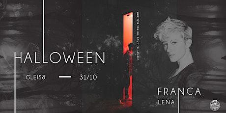 Halloween mit Franca und Lena Tickets