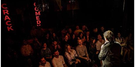 Saturday Night Comedy in Brixton tickets