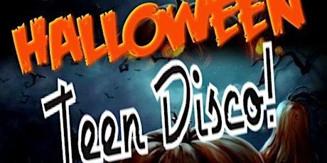 Teen Disco 29th October tickets
