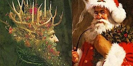 Il Natale e le feste solstiziali biglietti
