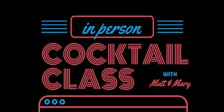 Cocktail Workshop tickets