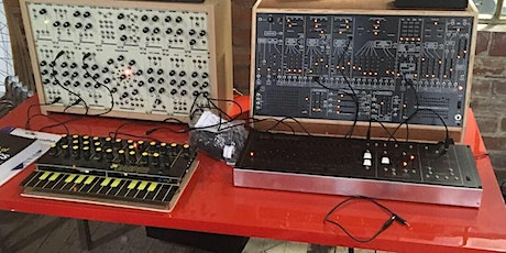 Liverpool Synth Night at DoES Liverpool - October 2021 tickets